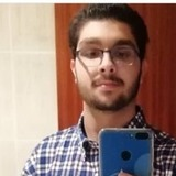Javier from Arevalo | Man | 19 years old | Scorpio
