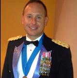 soldier in Lakeland, Florida #2