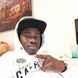 Amidou from Hamburg-Eimsbuettel   Man   26 years old   Capricorn