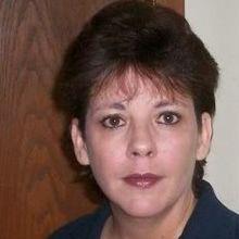 Margaret looking someone in Libyan Arab Jamahiriya #8